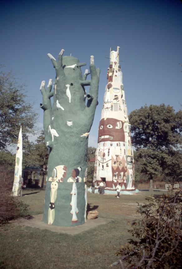More Totem Poles in Chelsea
