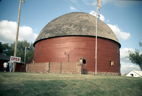The Round Barn in Arcadia