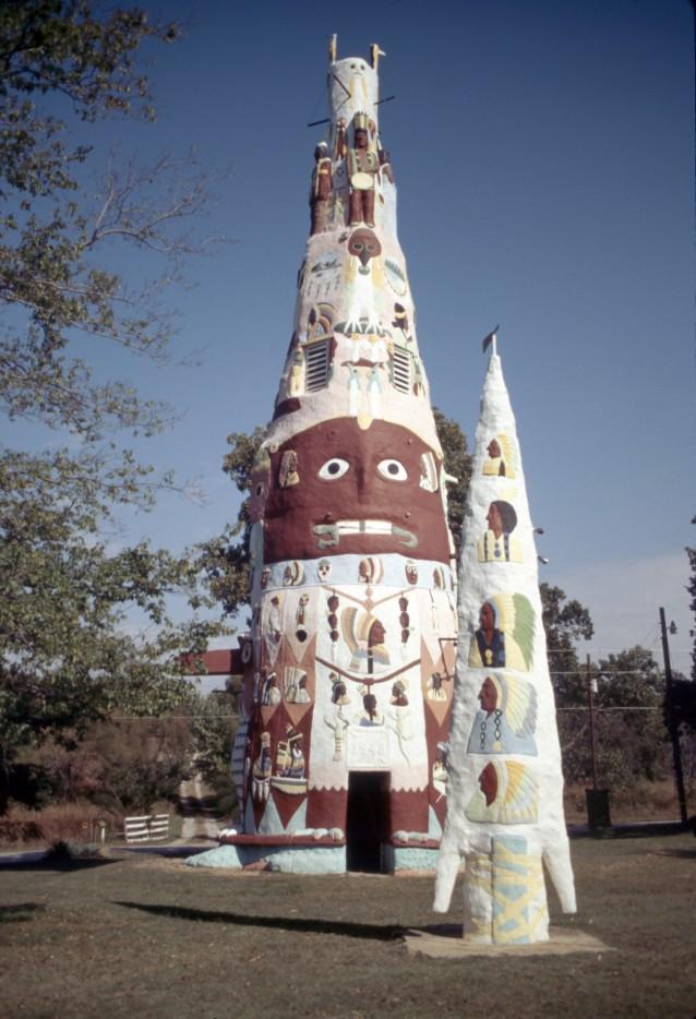 Totem poles, Chelsea